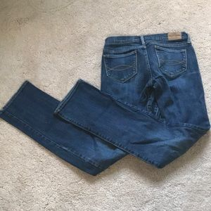 LIKE NEW ABERCROMBIE Kids Skinny Jeans Size 14slim